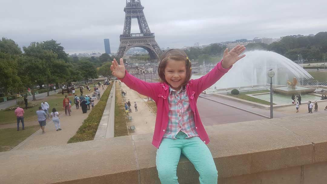 Pariz za decu - zašto?