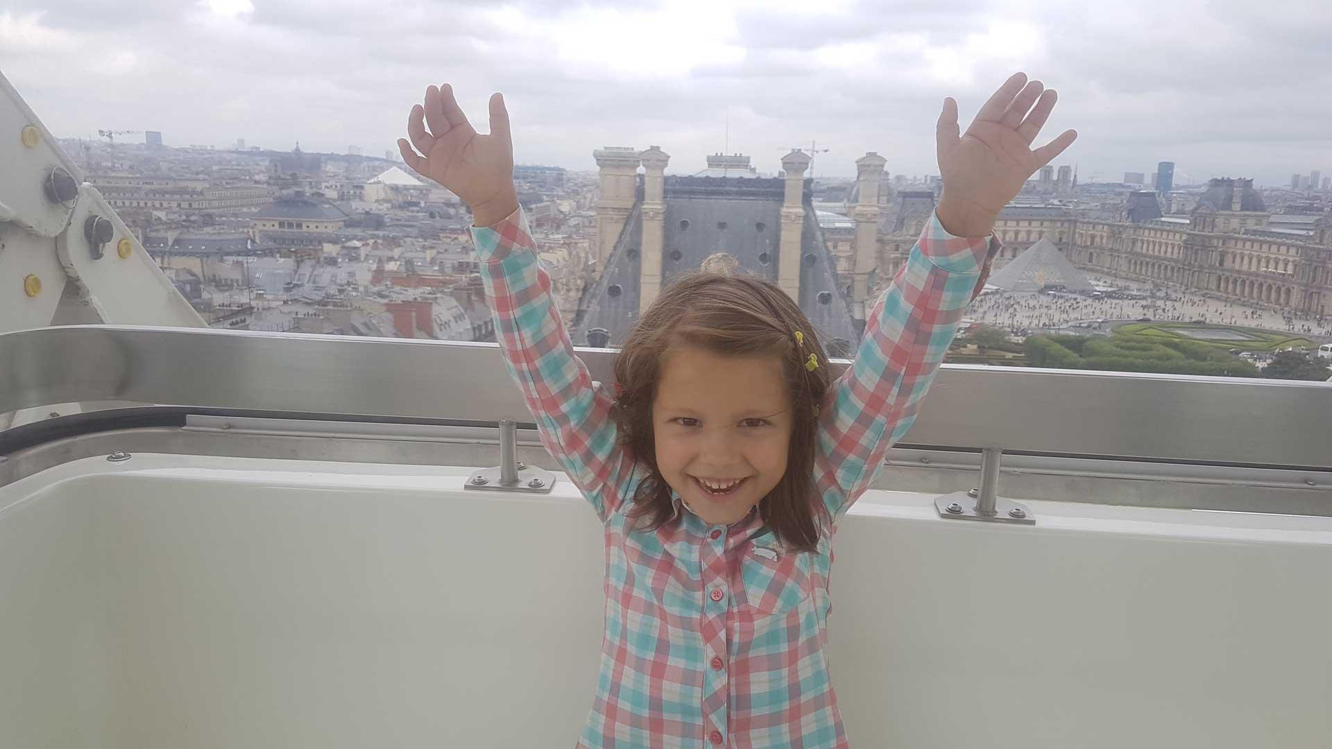Pariz za decu - The Tuileries