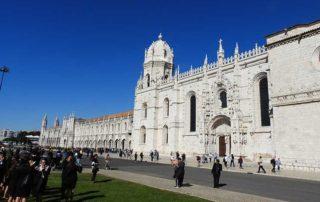 Lisabon, Belem - Mosteiro dos Jerónimos