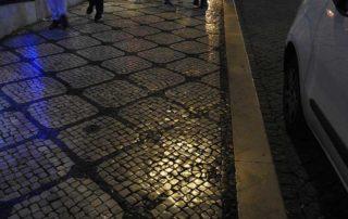 Lisabon, trotoari