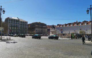 Lisabon, Praca da Figureira