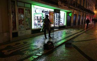 Lisabon, Rua da Augusta