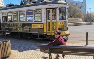 Lisabon, prevoz, tramvaj 28