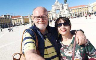 Lisabon, Baixa - Praca do Comercio