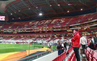 Lisabon - Benfica, Stadion svetlosti