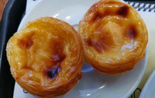 Lisabon, pasta del nata (belem)