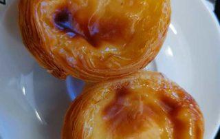 Lisabon, Pasta del nata