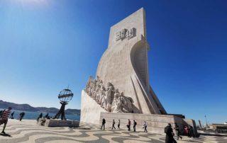 Lisabon, Belem - Padrão dos Descobrimentos