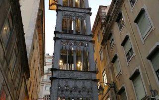 Lisabon, Elevador de Santa Justa