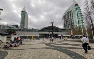 Lisabon, Parque das Nações
