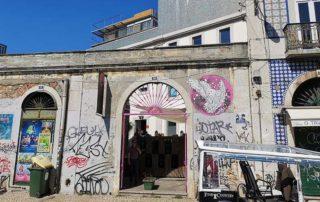 Lisabon, Mercado da Ribeira