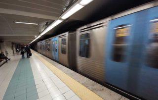 Lisabon, prevoz, metro