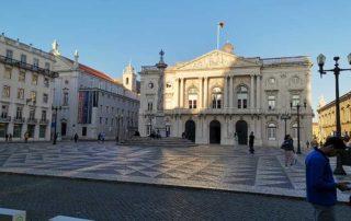 Lisabon, Baixa