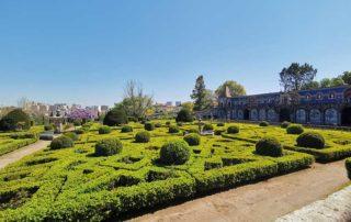 Lisabon, Palacio dos Marqueses da Fronteira