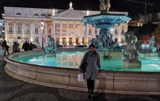 Lisabon, Praca do Rosio