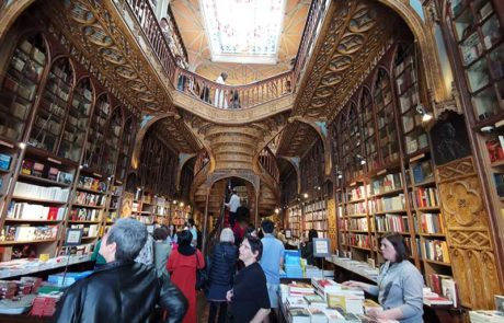 Livraria Lello - Porto