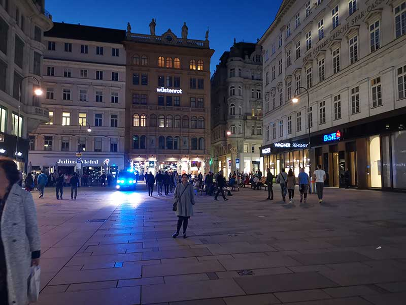 Beč, centar
