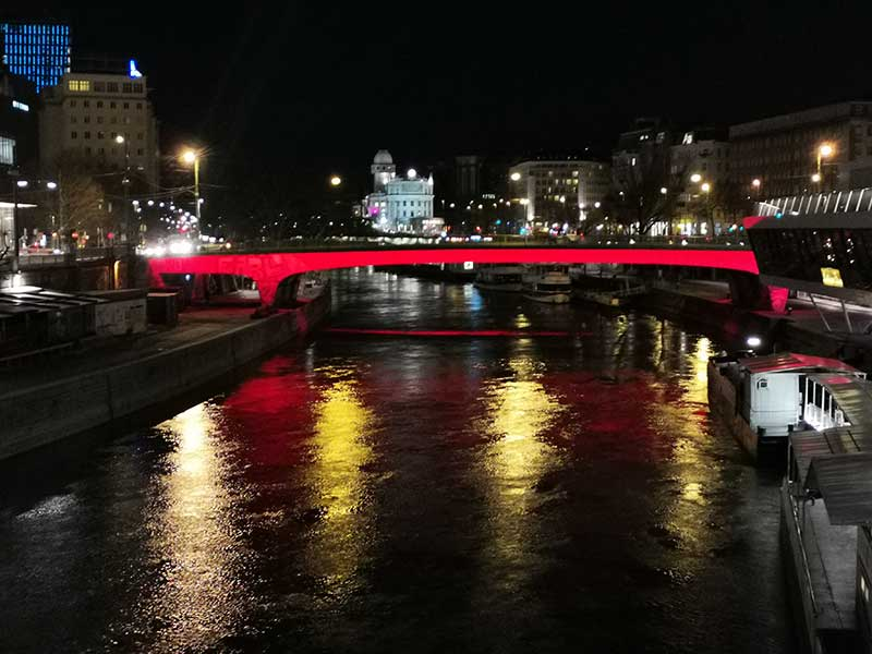 Beč - Dunav