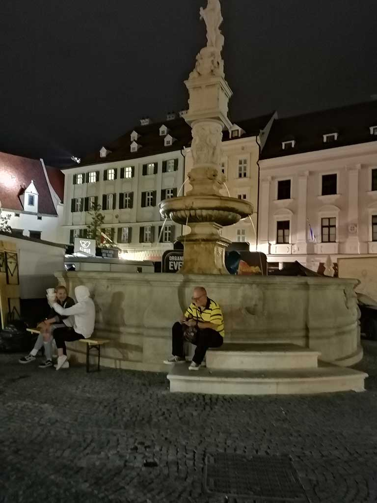 Bratislava - stari grad