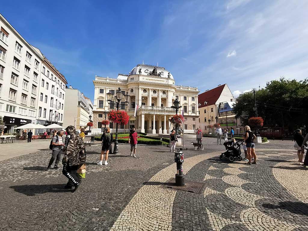 Bratislava - Narodno pozorište
