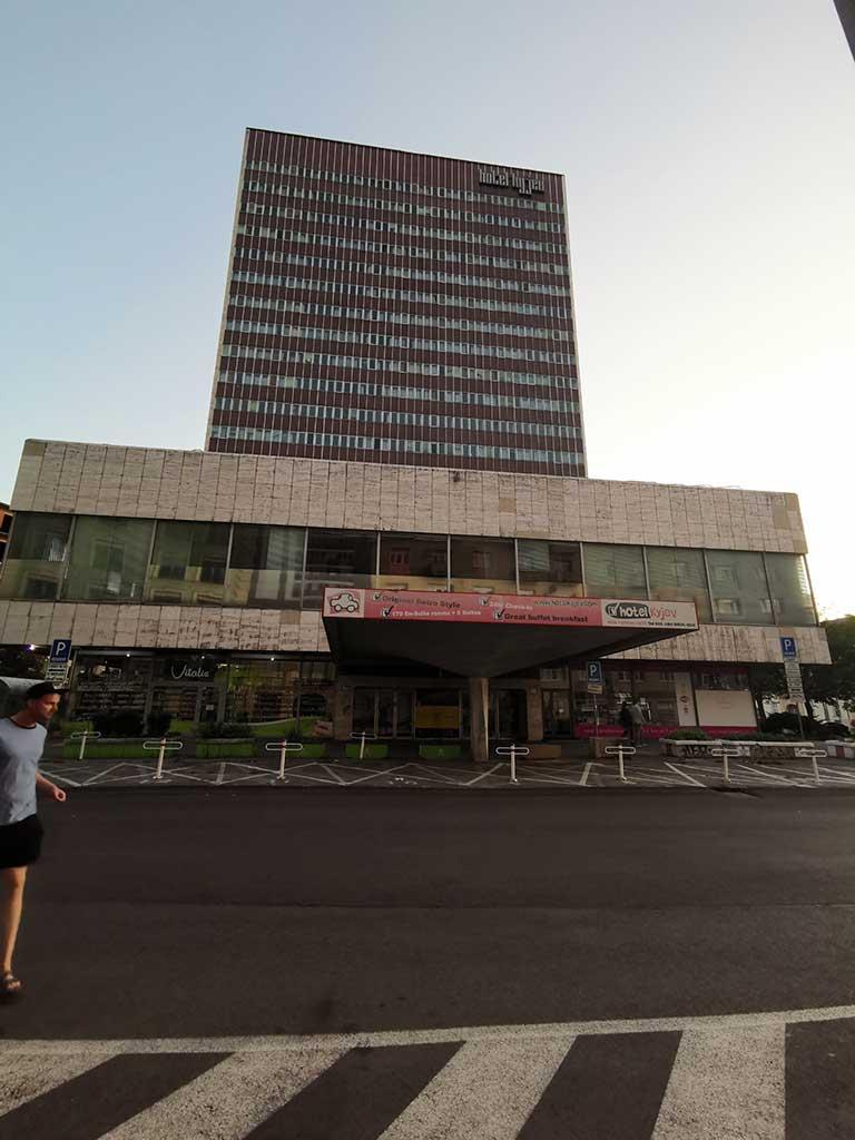 Bratislava - ostaci komunističkih vremena