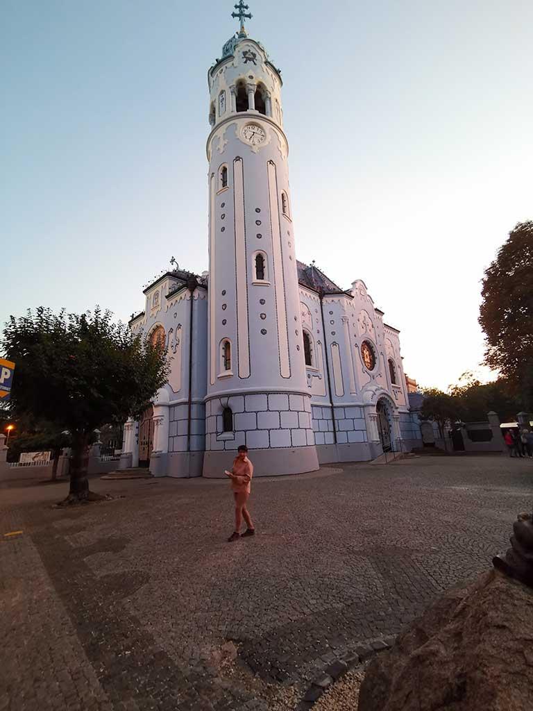 Bratislava - Plava crkva