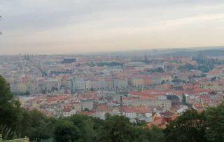 Prag, pogled sa Petrine