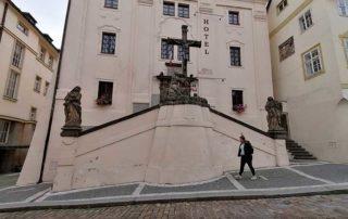 Prag, hotel neobičnog eksterijera