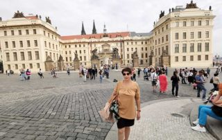 Prag, predsednička palata