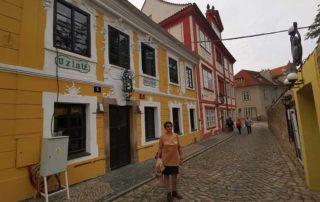 Prag, ulica Novy Svet