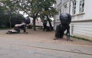 Prag, The Crawling Babies