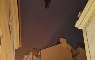 Prag, The Hanging Man (Sigmund Freud)