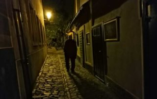 Prag, Zlatna ulica