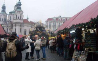 Prag, Nova godina