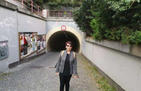 Prag, Žiškov tunel